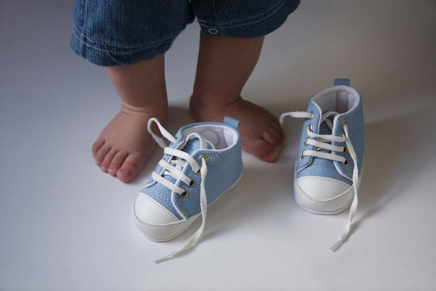 Обувь для маленького ребенка